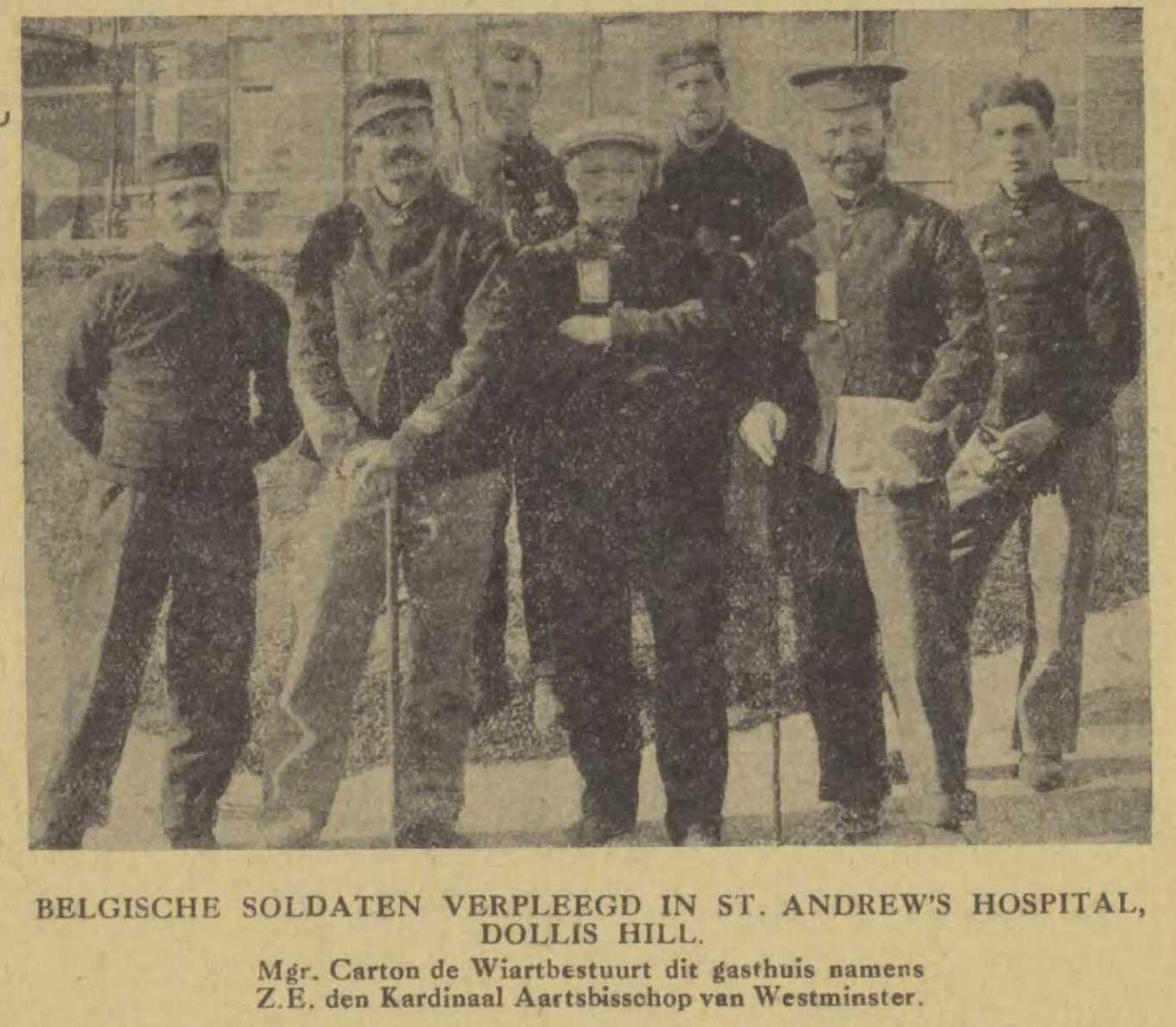 De Stem uit België, 13 november 1914