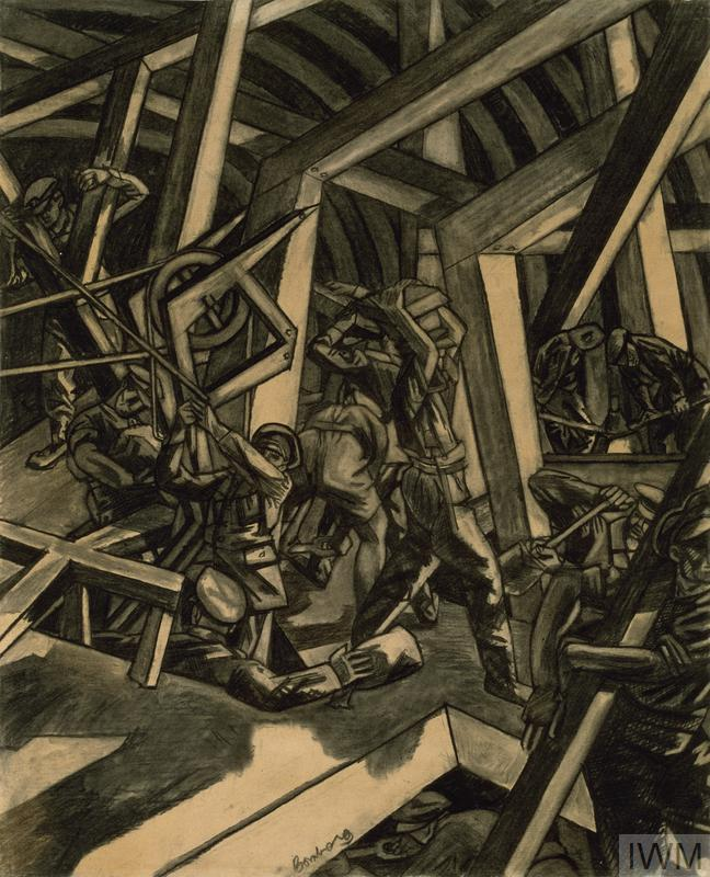 David Bomberg, Imperial War Museum