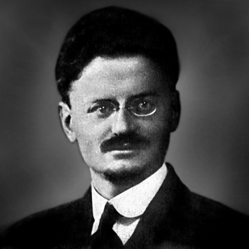 Leon Trotski dirigea la délégation russe à Brest-Litovsk.