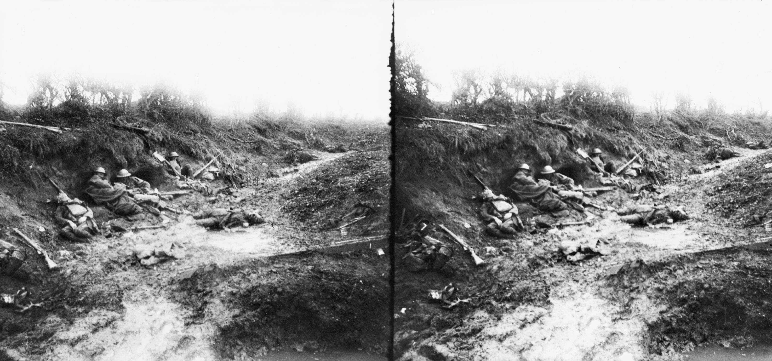 Australian War Memorial – E04673, Frank Hurley & Hubert Wilkins