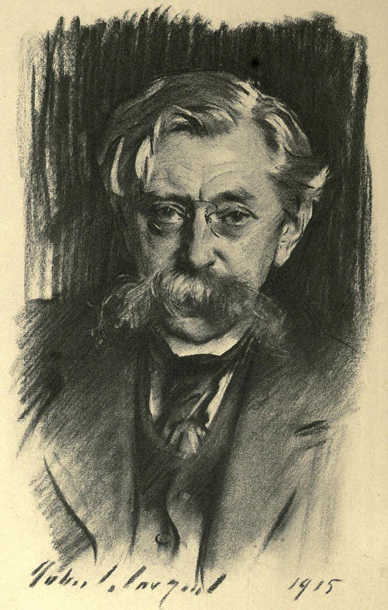 """https://commons.wikimedia.org/wiki/File:Emile_Verhaeren_by_John_Singer_Sargent.jpg Strettell, Alma (1915) """"Frontispiece"""" in Poems of Emile Verhaeren, London: John Lane Retrieved on 17 February 2011."""