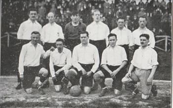 De Front Wanderers - R Antwerp FC 1880 – Club of Pioneers