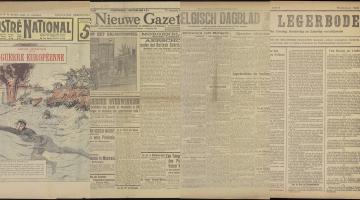 Le sac de Louvain