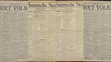 De vergeten Ronde van Vlaanderen 1916