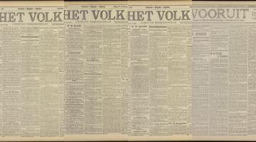 De allereerste Zesdaagse van Gent in 1915