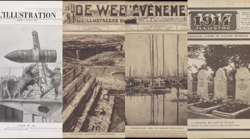 Framing en propaganda tijdens de Eerste Wereldoorlog