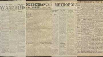 Toerisme 1914-1918