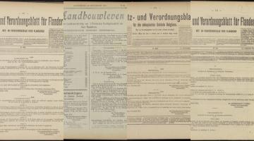 Duitse verordeningen