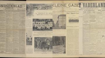 Voetbal tijdens de oorlog