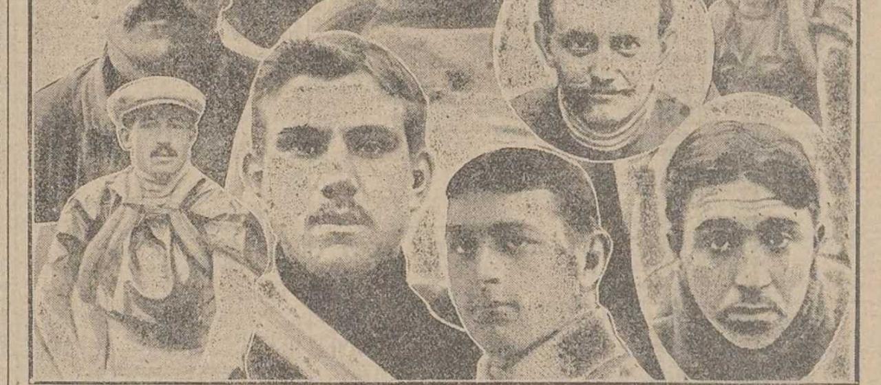 La Dernière Heure, 28/06/1914